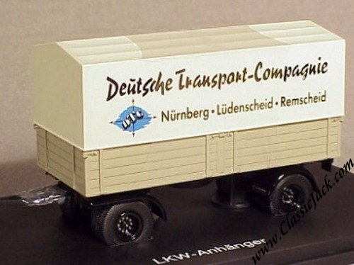Schuco 1 43 scale diecast truck models