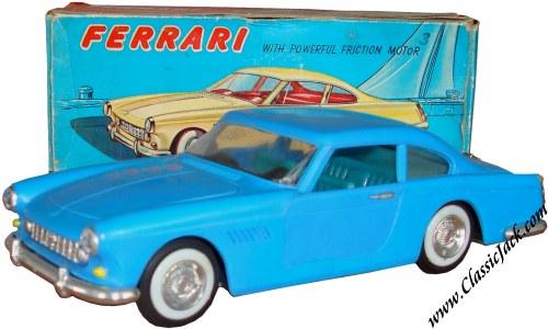 1961 Ferrari 250 GTE 2+2 Sales