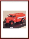 Schuco Mercedes Benz L6600 Esso Tanker 1/43 Scale Model