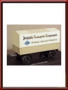 Schuco Twin-Axled DTC Trailer 1/43 Scale Model