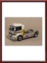 Schuco Mercedes-Benz Actros Racing Truck Stefano Buttiero 1/43 Diecast Scale Model